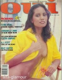 OUI; For the Man of the Eighties Vol. 11, No. 04, April 1982