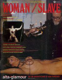 WOMAN / SLAVE Vol. 1, No. 2
