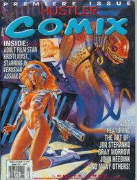 HUSTLER COMIX Vol. 1 No. 1, Spring 1997