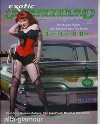 EXOTIC UNDERGROUND; Digging Up Nightlife Entertainment in the Great Northwest Issue 2.12, August ...