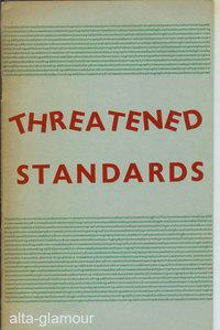THREATENED STANDARDS; Erotic Elements in Current Publications: Warner, H.C.
