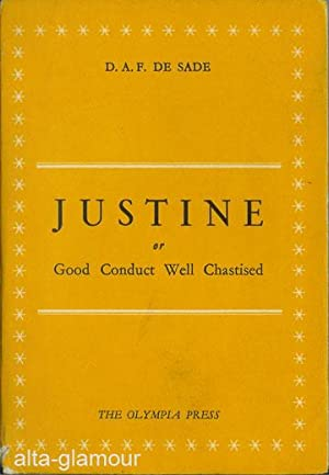 JUSTINE, or GOOD CONDUCT WELL CHASTISED.; Being an English rendering. done by Pieralessandro ...