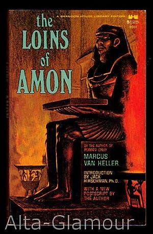 THE LOINS OF AMON: Van Heller, Marcus