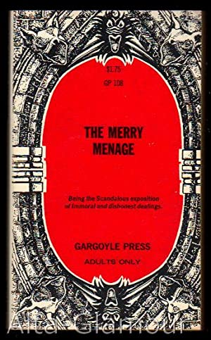 THE MERRY MENAGE Gargoyle Press