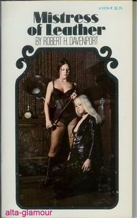 MISTRESS OF LEATHER Venus Library: Davenport, Robert H.