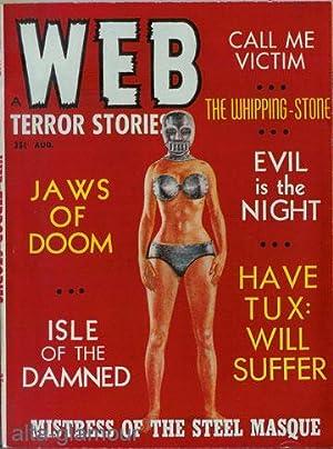 WEB TERROR STORIES Vol. 4 No. 5, August 1964