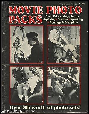 MOVIE PHOTO PACKS; Over 130 exciting photos depicting Enemas, Spanking, Bondage and Discipline Vol....