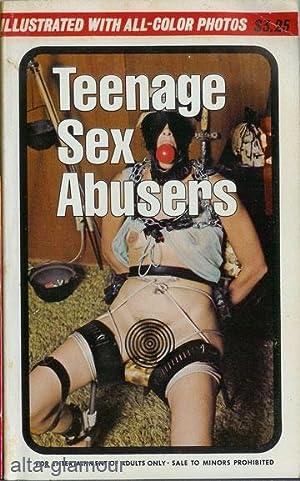 TEENAGE SEX ABUSERS: Martin, Stacy
