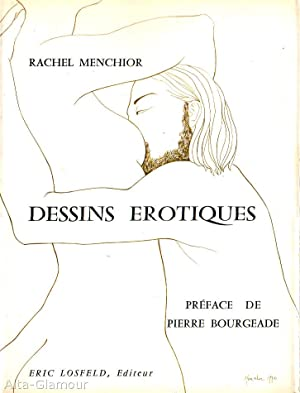 RACHEL MENCHIOR: DESSINS EROTIQUES: Menchior, Rachel