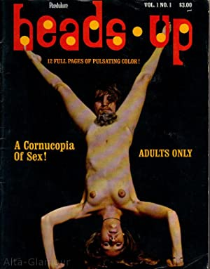 HEADS UP Vol. 1, No. 1