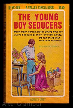 THE YOUNG BOY SEDUCERS Valley Circle Books: Parill, Anthony