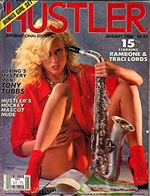 HUSTLER Vol. 12, No. 07, January 1986
