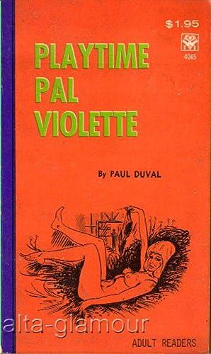 PLAYTIME PAL VIOLETTE Obeliskos Classic: Duval, Paul