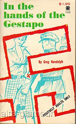 IN THE HANDS OF THE GESTAPO Mayfair House Classics: Randolph, Greg