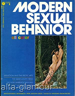 MODERN SEXUAL BEHAVIOR Vol. 01, No. 02; January February March