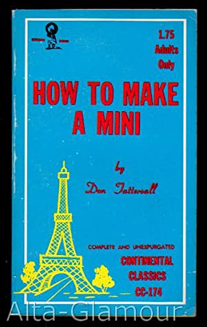 HOW TO MAKE A MINI: Tattersall, Don