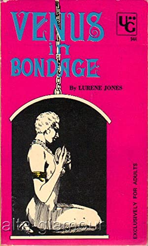 VENUS IN BONDAGE Research Classic: Jones, Lurene