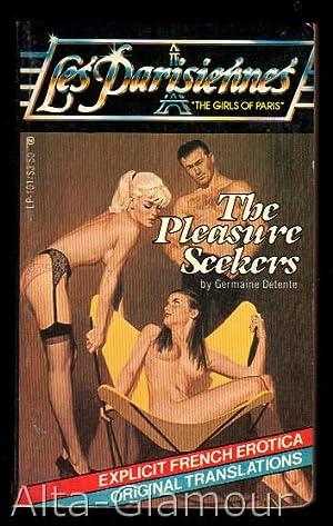 """THE PLEASURE SEEKERS Les Parisiennes """"The Girls Of Paris"""": Detente, Germaine"""