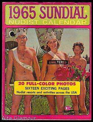 1965 SUNDIAL NUDIST CALENDAR