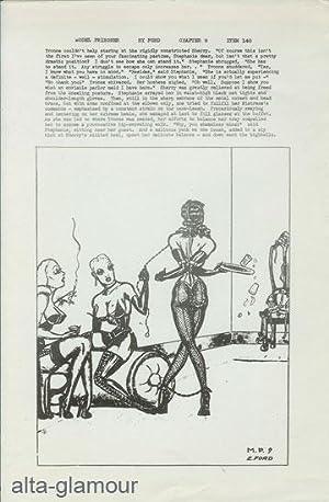 MODEL PRISONER - BONDAGE ART SET; Item 140 Chapter 1- Chapter 48: Ford, E.
