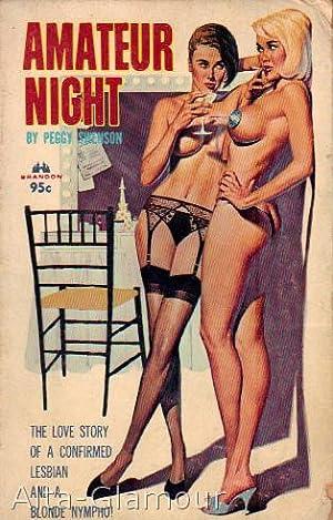 AMATEUR NIGHT: Swenson, Peggy [Richard E. Geis]