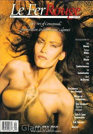 LE FER ROUGE; The Art of Consensual: Sheeba, P. (ed)