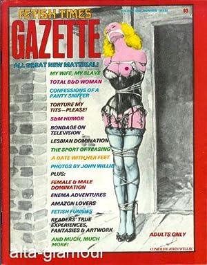 FETISH TIMES GAZETTE Vol. 01, No. 03
