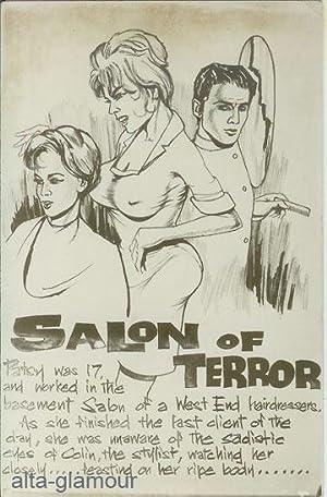 SALON OF TERROR - PHOTOGRAPHIC BONDAGE ART SET Part 1