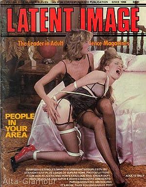 LATENT IMAGE Vol. 05, No. 11: Behr, Barbara (editor);