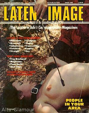 LATENT IMAGE Vol. 06, No. 01: Behr, Barbara (editor);