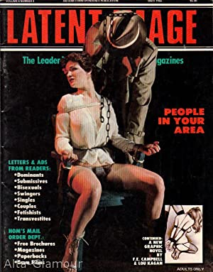 LATENT IMAGE Vol. 06, No. 04, 1984: Behr, Barbara (editor)