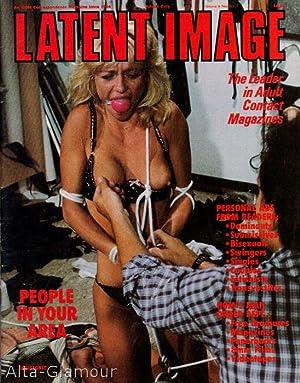 LATENT IMAGE Vol. 06, No. 07: Behr, Barbara (editor);