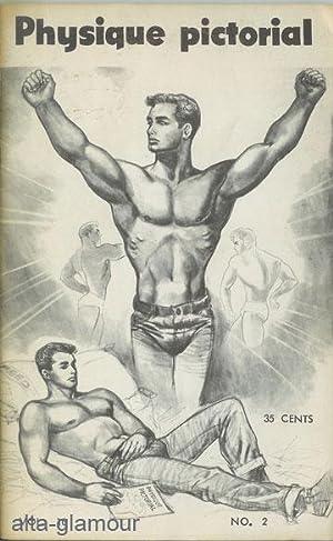 PHYSIQUE PICTORIAL Vol. 10, No. 02, August: Mizer, Bob (editor)