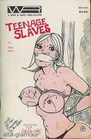 TEENAGE SLAVES: jako, Rob