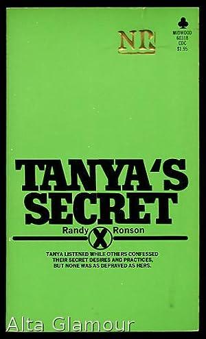 TANYA'S SECRET: Ronson, Randy