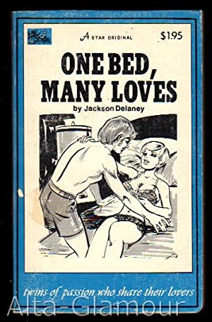 ONE BED, MANY LOVES Blue Jay Series: Delaney, Jackson