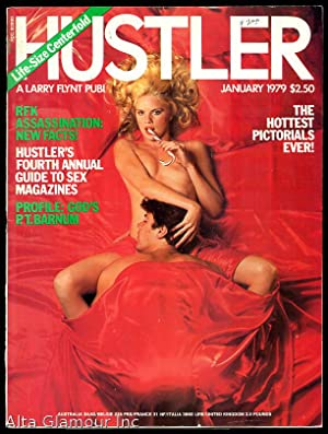 HUSTLER Vol. 05, No. 07, January 1979