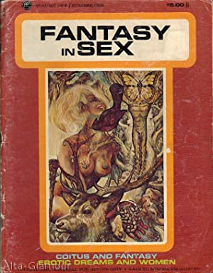 FANTASY IN SEX; The Photo-Magazine of Sexual Education for Adults Vol. 01, No. 01, Feb/March