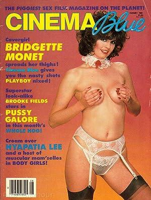 CINEMA BLUE Vol. 01, No. 07, August