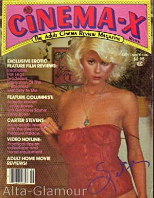 CINEMA-X REVIEW; The Adult Cinema Review Magazine Vol. 01, No. 07, September