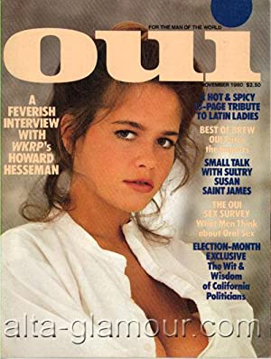 OUI. For the Man of the World Vol. 09, No. 11, November 1980