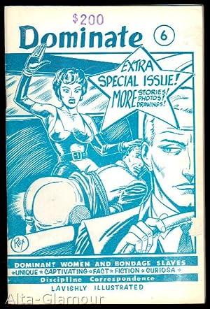 DOMINATE; Dominant Women and Bondage Slaves: Rex, (illustrations)