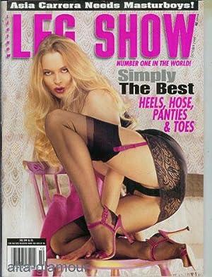 LEG SHOW - October 1999: Hanson, Dian (editor)