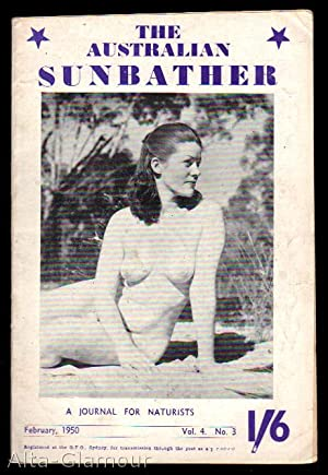 THE AUSTRALIAN SUNBATHER; A Journal for Naturists Vol. 04, No. 03 - February (#39): Ashworth, Ron (...