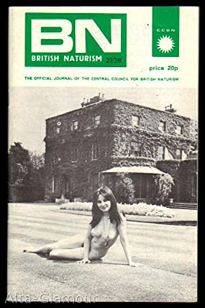 BRITISH NATURISM; The Official Journal of the Central Council for British Naturism No. 27/28, ...