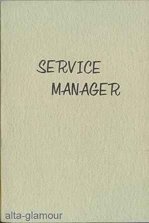 SERVICE MANAGER: Landy, Bruno