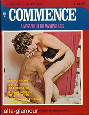 COMMENCE; A Magazine of Marriage Arts Vol. 1, No. 4