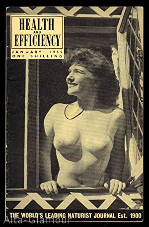 HEALTH AND EFFICIENCY; The World's Leading Naturist Journal Vol. 25, No. 01, January