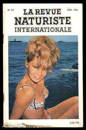 LA REVUE NATURISTE INTERNATIONALE No. 99, Avril