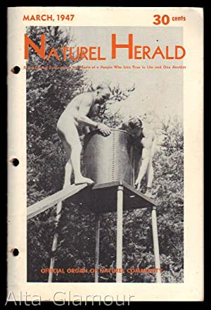 NATUREL HERALD; (formerly, Naturel Community Herald) Vol. 2, No. 3, March 1947